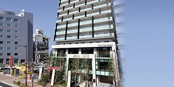 ハイグレード高齢者向けマンション ヴィラ グラスセゾン外観写真
