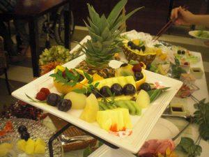 フルーツ飾り1