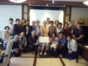 香川様誕生日会 (2)